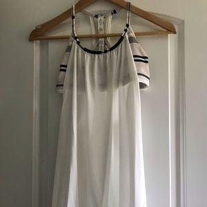 Like new Lululemon white tank - size 4